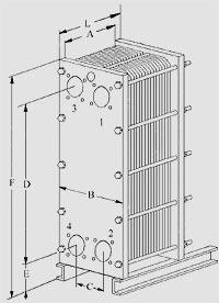 Пластинчатый теплообменник КС 40 Подольск Паяный теплообменник Alfa Laval ACH73 Элиста